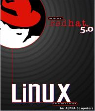 Red Hat Linux/Alpha Photo